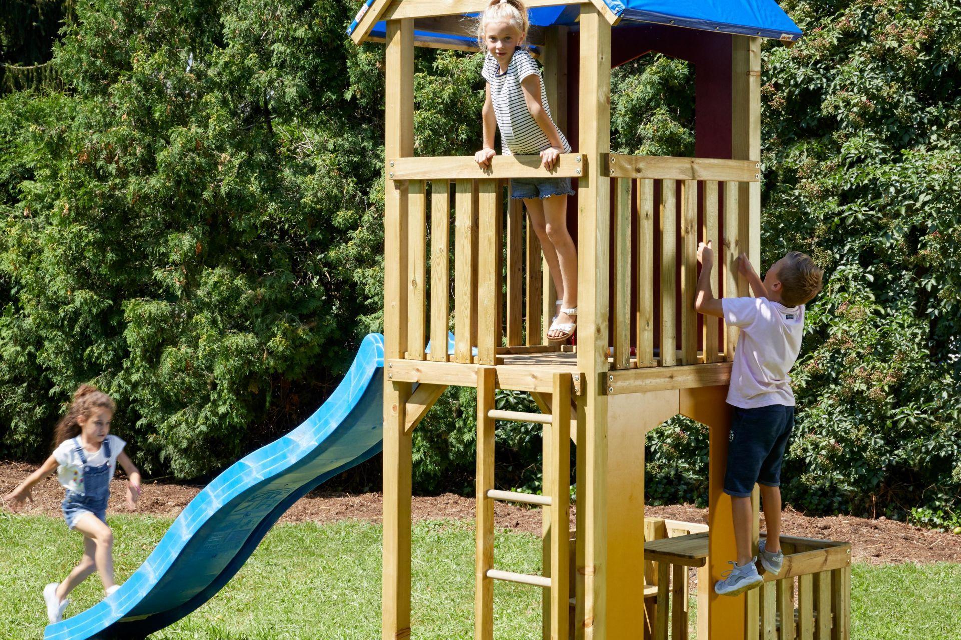 Snam Winnetoo Spielturm Kaufladen Veranda S 1047
